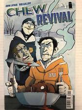 Chew Revival #1 Comic Book Image Comics 2014