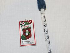 Itsy Bitsy Stocking Ornament name Dana NEW MINI Ganz personalized Christmas gift