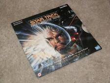 LaserDisc ~ Star Trek: Deep Space Nine - The Way of the Warrior~ PAL ~ Excellent