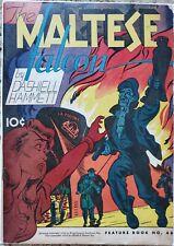 Feature Books #48 (The Maltese Falcon) Fn- 5.5 David Mckay 1946