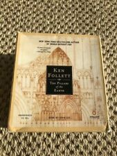 REPLACEMENT DISCS  for Ken Follett The Pillars of the Earth audio book  $2/DISC