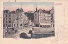 * Slovenia - Laibach / Ljubljana - Spitalgasse 1903