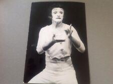 MARCEL MARCEAU - LE MIME MARCEAU  - Photo de presse originale 13x18cm