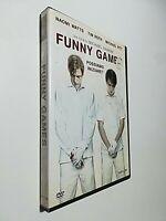 FUNNY GAMES DVD - DVD EX NOLEGGIO