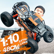 1:10 Electric Rc Cars 4Wd Monster Truck Off-Road Vehicle Remote Control Crawler