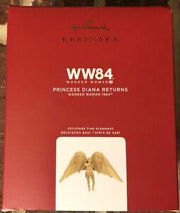 Hallmark Keepsake Ornament 2020 WW84 Princess Diana Returns Wonder Woman 1984