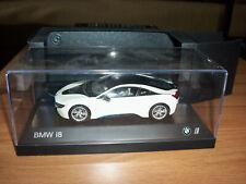 Modellauto  BMW i8 Christal White , M 1:43