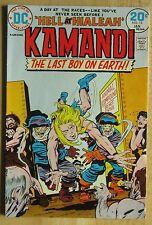 "DC Comics ""KAMANDI"" THE LAST BOY ON EARTH  # 13, Photos Show Good Condition"