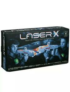Laser X Long Range Blaster - Double Pack