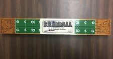 Cribball Cribbage Game. 1977  D. Anderson Game Company. Complete And Rare