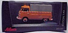 VW t1 * Volkswagen camastro/lona * rieles control * 1:43 Schuco 450260800