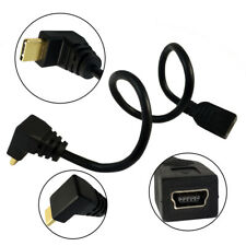 USB 3.1 Type-C Male to Mini USB 2.0 Converter Adapter Data Charger Cable Cord