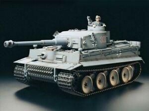 German Tiger I Dmd / MF01 Tank Accessory Full-Options Kit 1:16 RC
