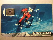 Telefonkarte Phone Card France Telecom 50 Unités Télécarte 1992 Frankreich Phone