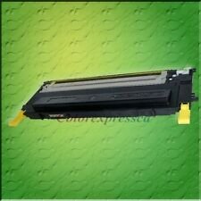 1 YELLOW TONER FOR SAMSUNG CLP-320N CLX-3185FN FW N