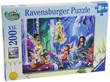 Puzzle pour Enfants 200 Pièces - Disney Fairies Land le Fées de Ravensburger