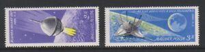 Hungary - 1966, Moon Landing Luna 9 (Space) set - MNH - SG 2165/66
