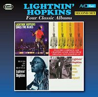 Lightnin Hopkins - Four Classic Albums (Sings The Blues / Lightnin [CD]