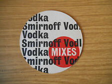 Smirnoff / Bloody Mary - 1960's / 1970's beer mat