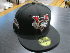 NEW New Era Tri City Valley Cats Baseball Hat Cap Fitted Size 7 Minor League