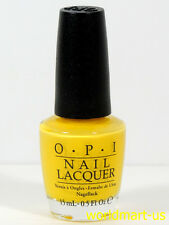 Opi Nail Polish Lacquer Fiji Collection Color Nl F91- Exotic Birds Do Not Tweet