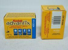 Kodak Advantix Versatility Polyvalence APS 400 EXP 08/2004