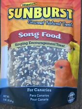 Higgins Sunburst Song food Bird  Natural Treats for Canaries, Canary food