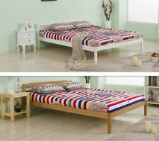 Pine Contemporary Beds & Mattresses