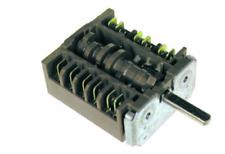 Beko XTG611W Fornello Bruciatore Piano Cottura a Gas Bianco Manopola di controllo Genuine PART