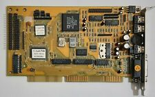 Thunder Audio Pop 16 ISA Soundkarte (Audiotek ADT 168DS, TAS-620, 1994)