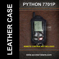 Python 7701P Protective Leather Remote Control Case For Python 990