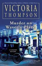 Murder on Waverly Place (Gaslight Myster
