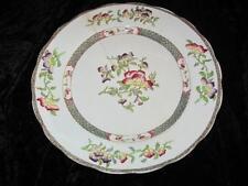 Ironstone Tableware Date-Lined Ceramic Dinner Plates