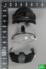 1:6 Scale DAM SF002 Ghost Serie Titans PMC Frank - Batlskin Helmet Set