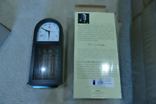 "Bulova Frank Lloyd Wright ""Thistle In Bloom"" Wall Clock NIB"
