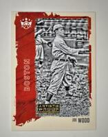 2021 Diamond Kings Base Artist Proof Short Print #109 Joe Wood /49 - Red Sox