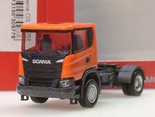 Herpa Scania CG 17 4x4 Zugmaschine, orange - 309776 - 1:87