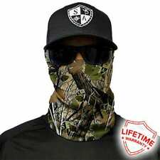 Salt Armour SA Forest Camo Dregs Face Shield - New in package