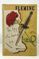 Ian Fleming - The Spy Who Loved Me - James Bond FEL - First Edition Library