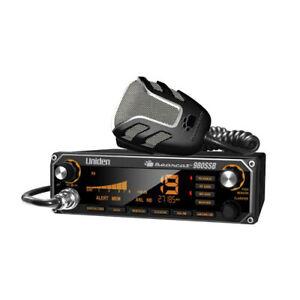 Uniden BEARCAT 980 SSB CB Radio, 40- Channel, w/ Sideband NOAA WeatherBand