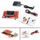 """Fully Assembled DSO138 2.4"""" TFT Digital Osciloscopio (1Msps) Con US Charger"""