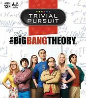 USAOPOLY The Big Bang Theory Trivial Pursuit Board Game NEW