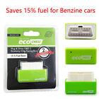 Eco OBD2 Benzine Economy Fuel Saver Tuning Box Chip For Petrol Car Gas Saving US
