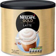 NESCAFE GOLD LATTE MACCHIATO COFFEE 1kg (1000g) CATERING TIN