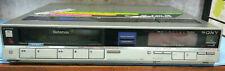 Sony Betamax Sl-f30 videoregistratore cassette