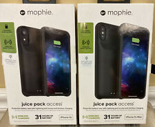 Mophie Juice Pack Access Protective Wireless Battery Case iPhone Xs Max & Xr NEW