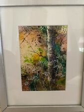 More details for jane betteridge gorgeous original painting in professional frame. signed.
