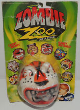 1980s ZOMBIE ZOO BONE BREATH TIGER Figure MADBALLS WEIRD Ball Classic MIP