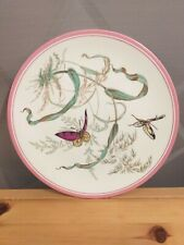 More details for vintage james green & nephew queen victoria's st paul's butterfly plate