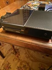 Microsoft xbox 1 with 1 tb of memory with controllers w/ charging platform